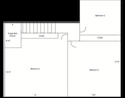 6616 Sabado Tarde - 2nd Floor - Layout