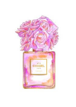 pink_chanel_art