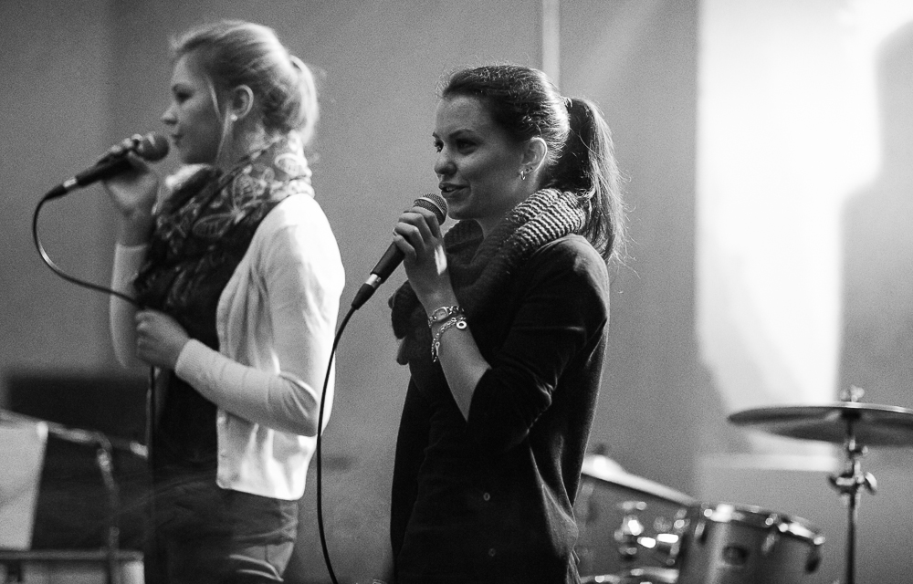 Gesangsunterricht aus Duisburg |Gesanglehrerin