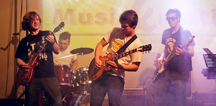 MusiKreativ Gitarrenunterricht | Gitarrenschüler