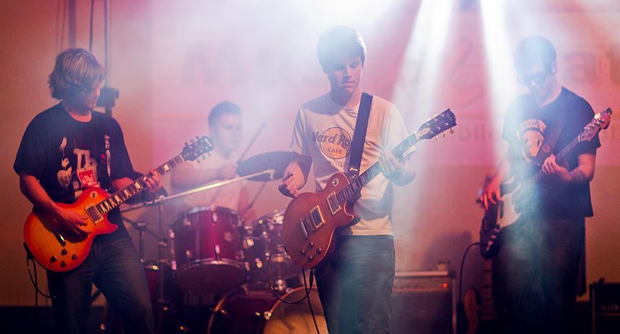 Gitarrenunterricht in Düsseldorf & Recklinghausen