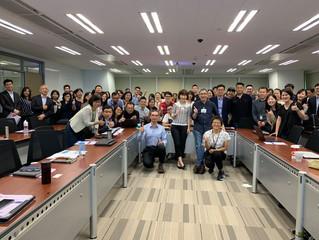 執行長 Michael 受邀至中國信託分享「網紅經濟」