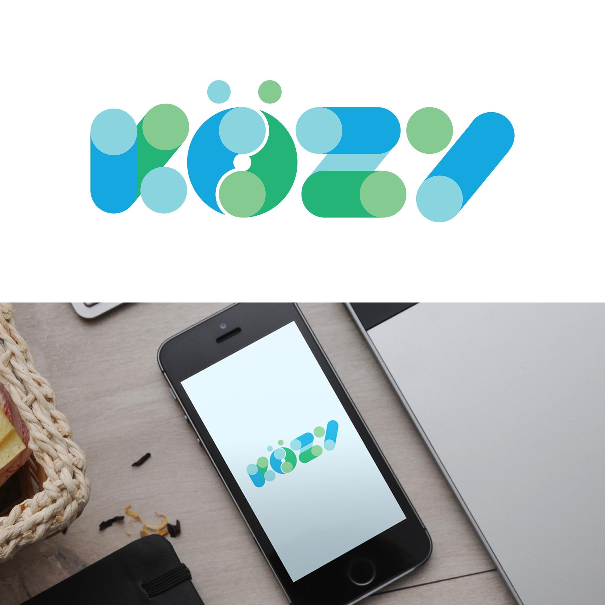 Kozy Smart Heating Logo Design | Home | Lupe Media | Professional ...