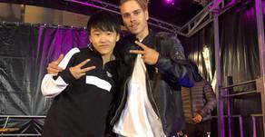 岩本将成 13歳 「Urban Street Dance Festival」2位!