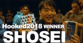 HOOKED2018 世界大会結果