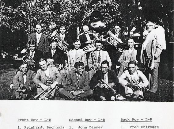 6B Church Band 1937.JPG