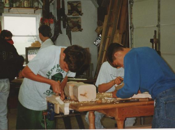 Woodcarving 1995.JPG