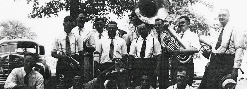 6A Church Band around 1936.JPG