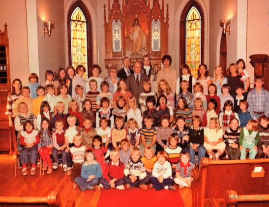1977 Cross Lutheran School.JPG