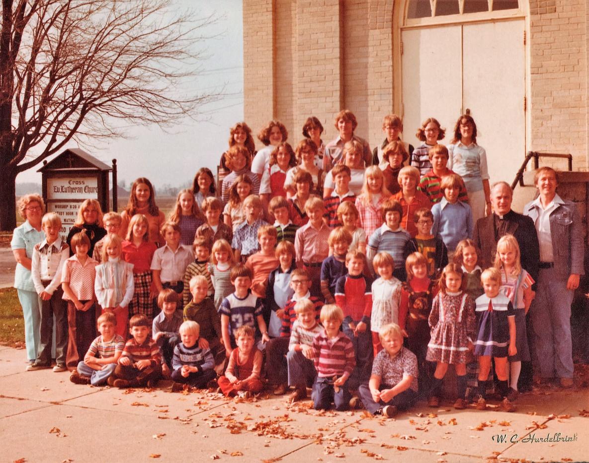 1978 Cross Lutheran Church school.JPG