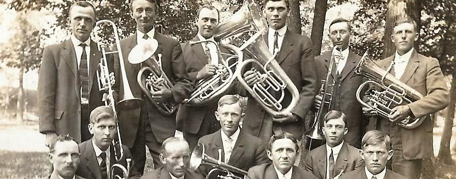 2 Cross Church Band About 1912.jpg
