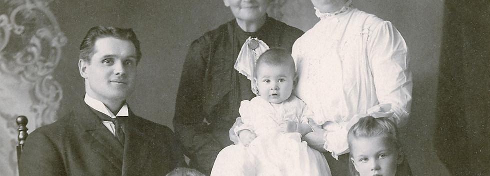 5 Rev E G Richter & Family, Chicago, 191