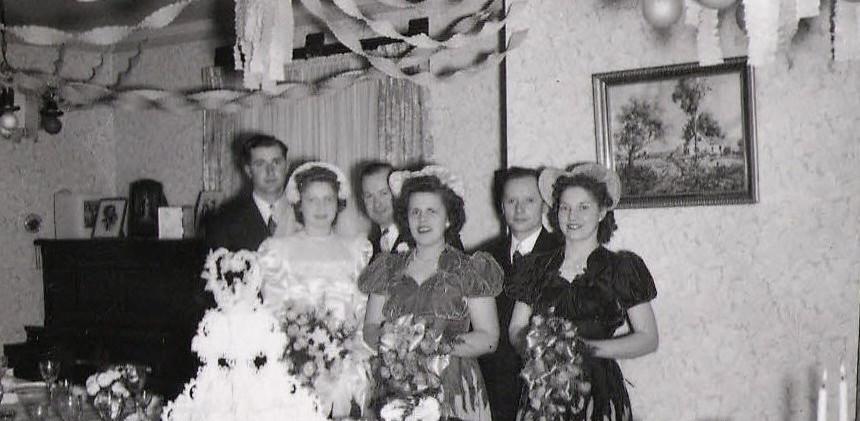 1948 Bud and Lydia Decker Jan 10,1948.JP