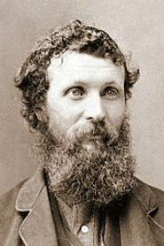 John Muir.- Photo  by Carleton Watkins,