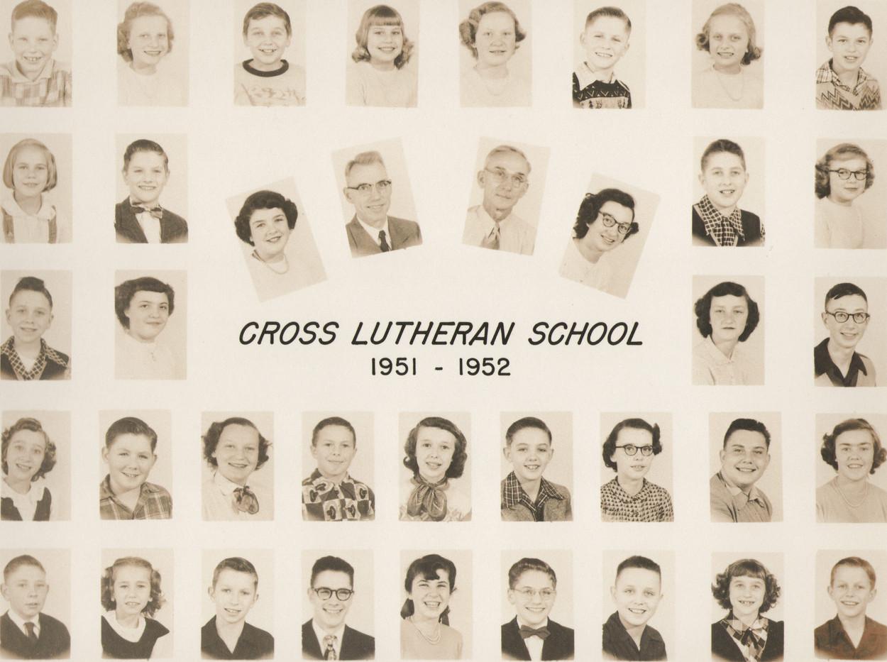 1951-1952Cross Lutheran School.JPG
