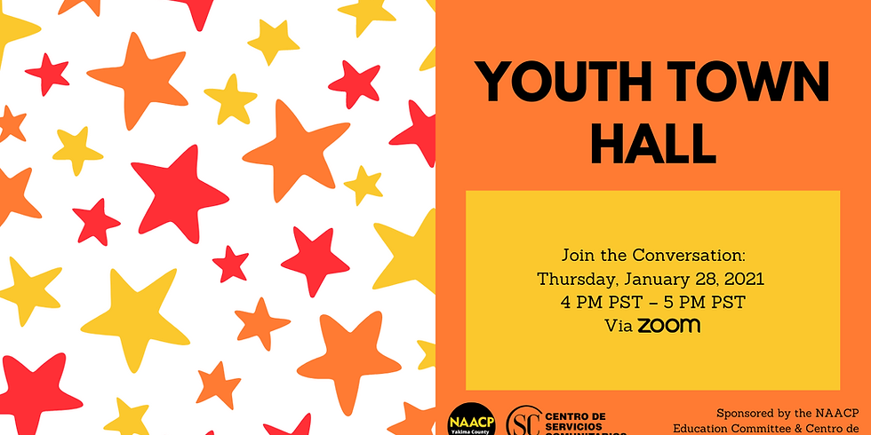 NAACP Youth Town Hall