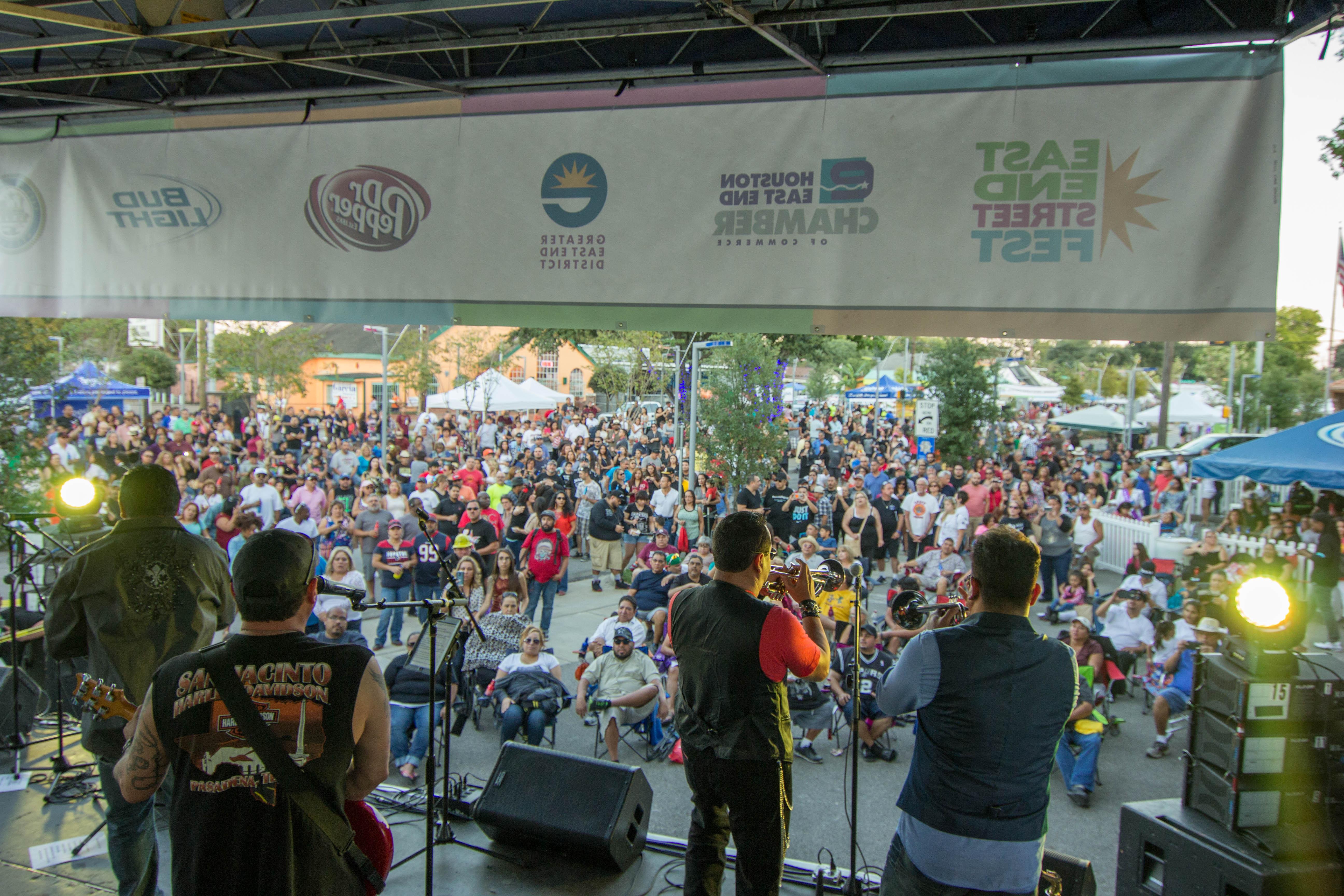 2015 East End Street Fest