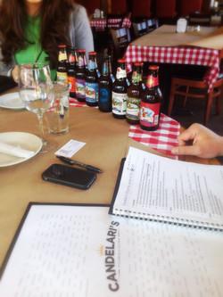 Saint Arnold's Beer Dinner