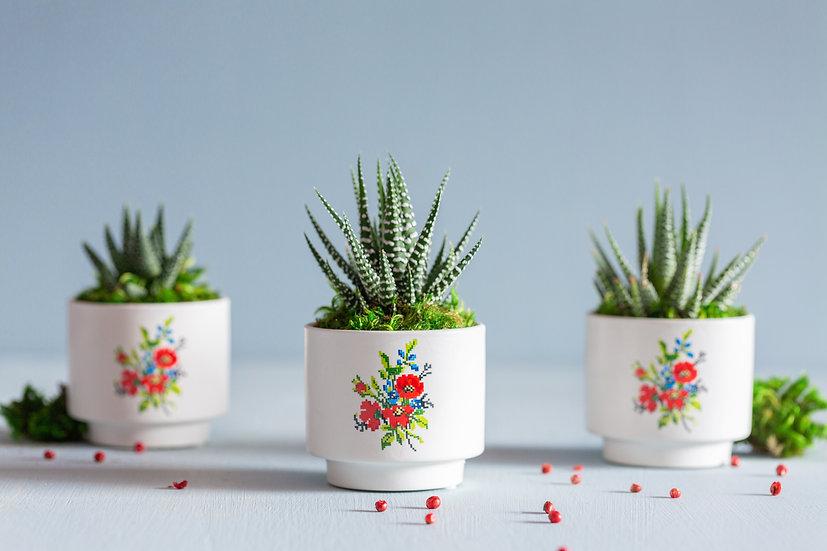 Blooming Stitch