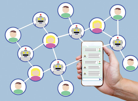 AI-driven chatbots will add spark to today's static web experience