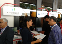 CogniCor showcased at Nasscom Product Conclave, Bangalore