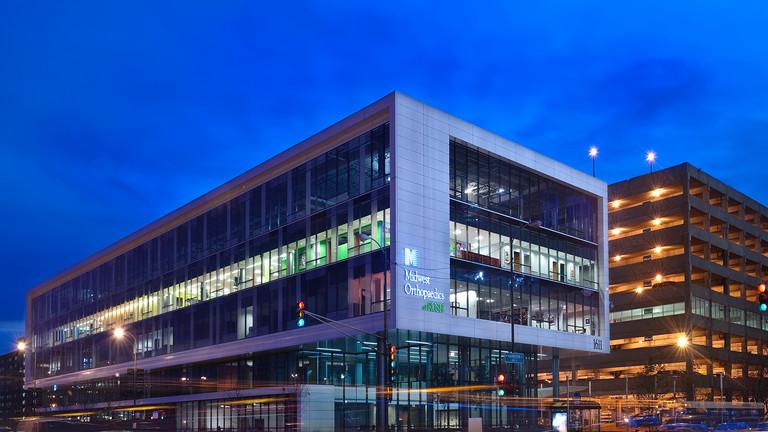 Rush Orthopaedic Ambulatory Building