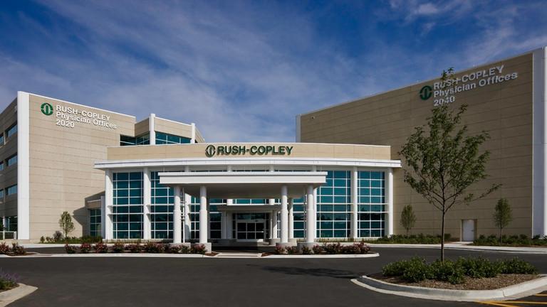 Rush Copley Physician Office Building I - II