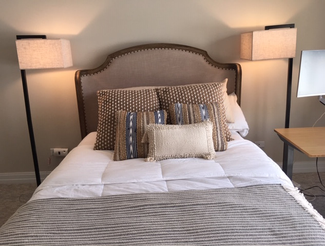 Linens included