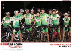 Texas Irish - Red Balloon Ride 10-20-2012 4