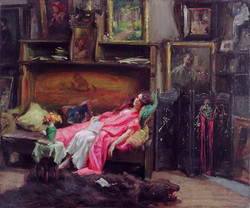Arvid Nyholm | 1866 - 1927