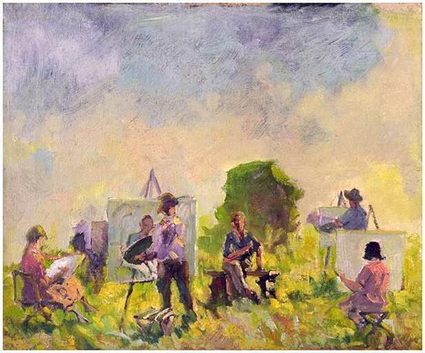 Oscan Daniel Soellner | 1890 - 1952