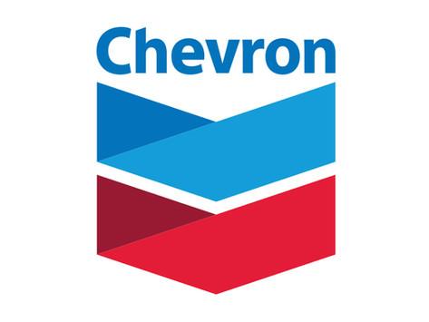 Recipient of 2019 Chevron Tech Challenge