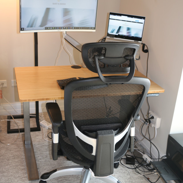 Electronic Stand Up Work Station
