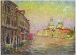 Karl Albert Buehr | 1866 - 1952
