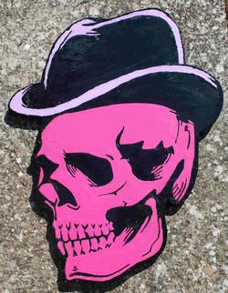 Skull Pink