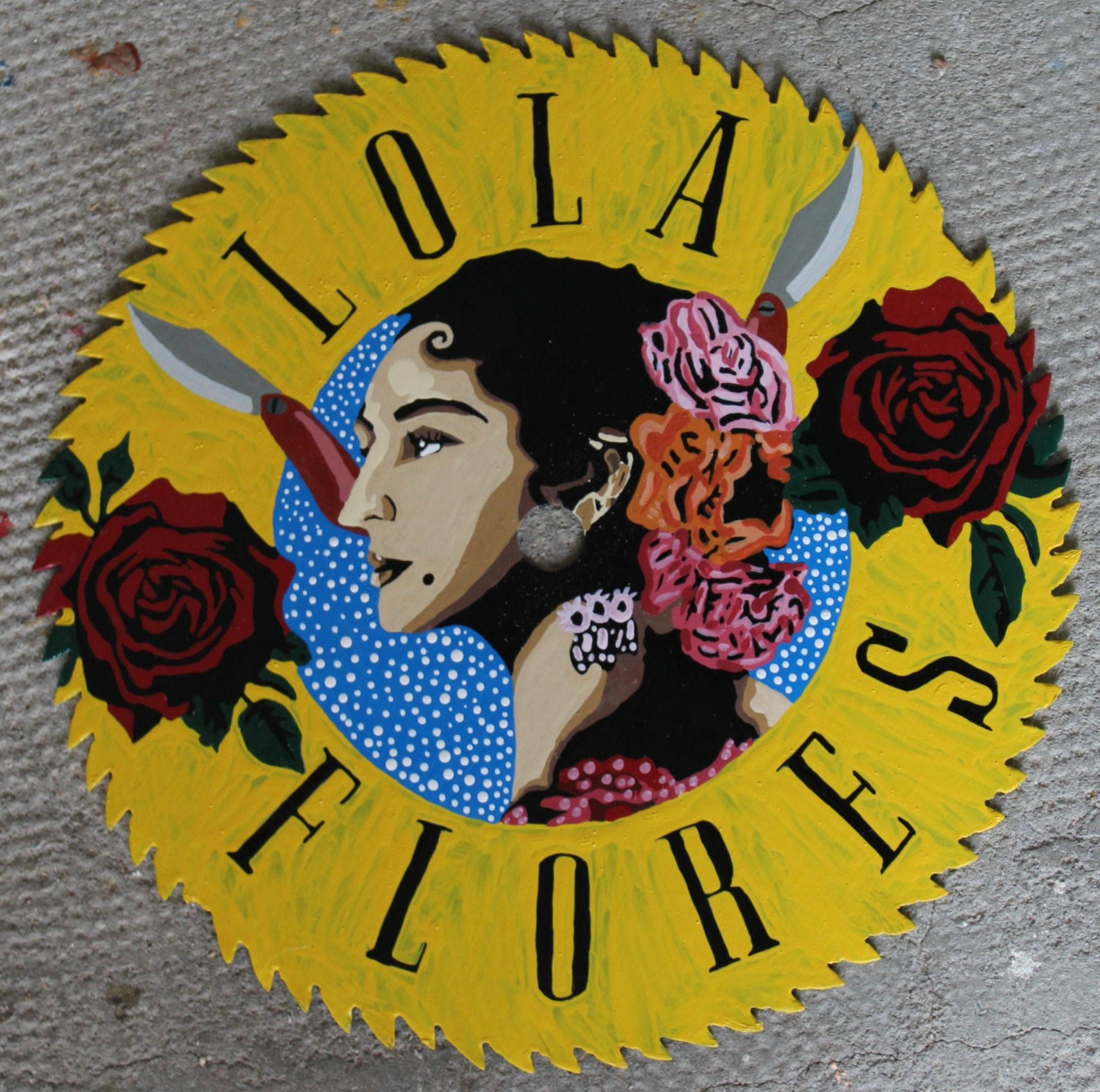 Lola Flores is Rock & Roll