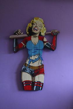 Marilyn Vs. Harley Quinn