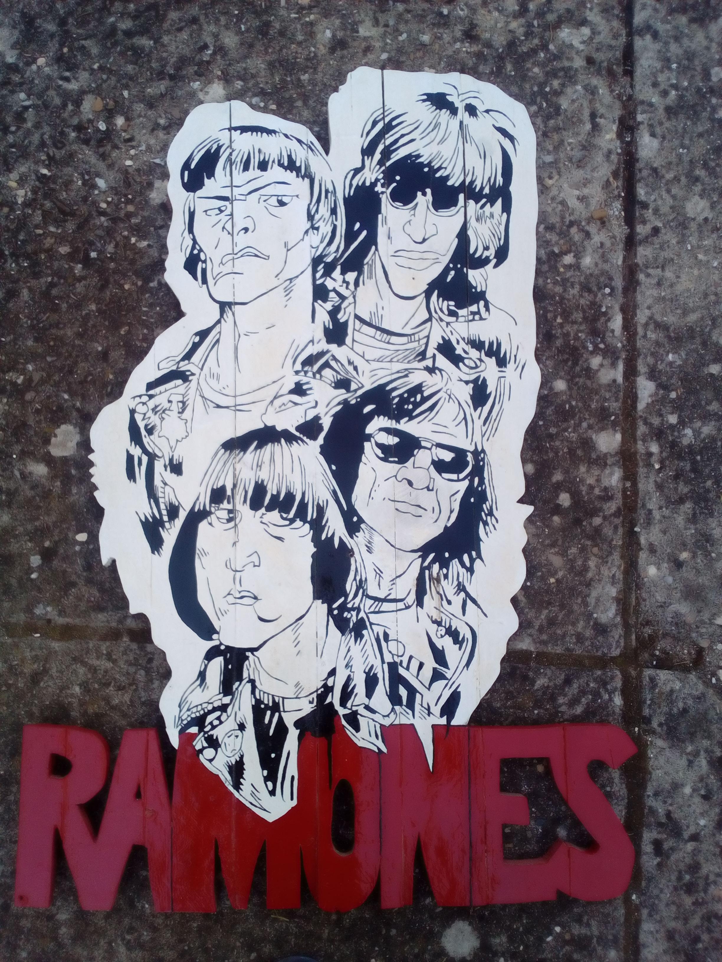 Homenaje a Ramones