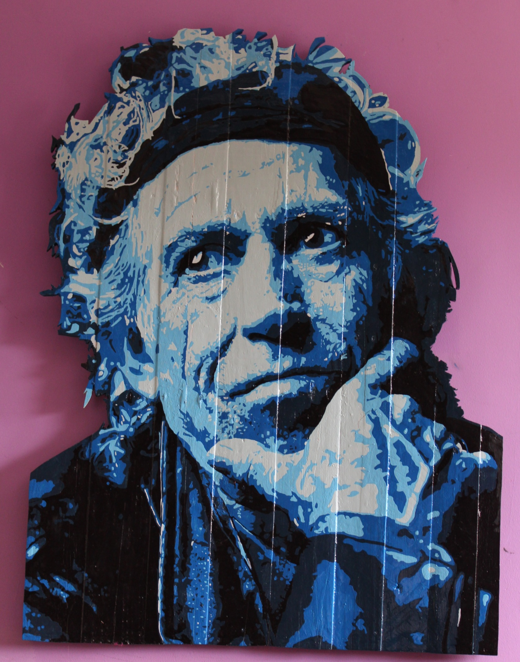 Keith Richards is Blues