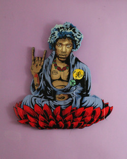 Jimi Hendrix is God