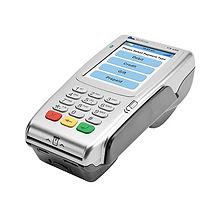 Verifone Vx680 mobil bankterminal