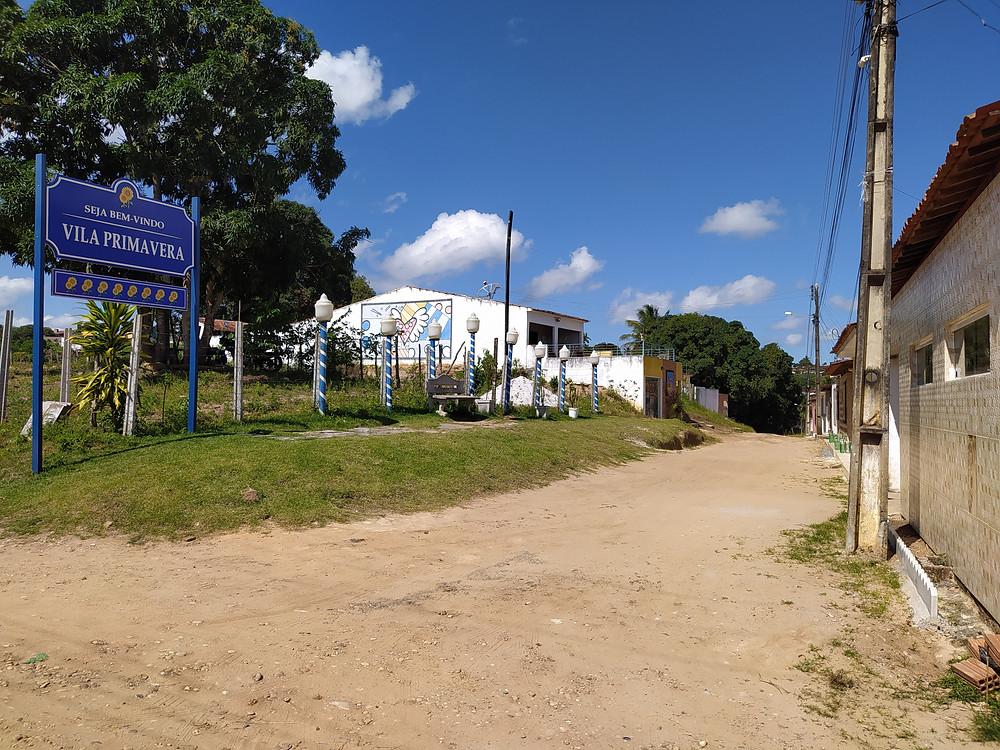 Foto da Vila Primavera em Penedo Alagoas Brasil