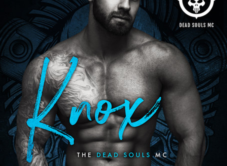 Want to win a digital copy of the audio book for Knox (The Dead Souls MC #1)?
