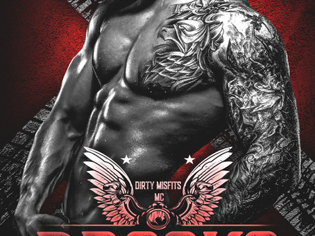 Brooks (Dirty Misfits MC #1) is coming January 6th!