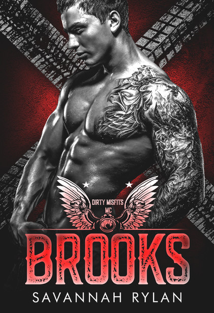Brooks (Dirty Misfits MC #1)