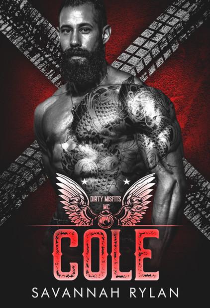 Cole (Dirty Misfits MC #4)
