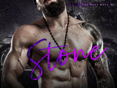 Stone (The Lost Boys MC #2) is now available in audio!