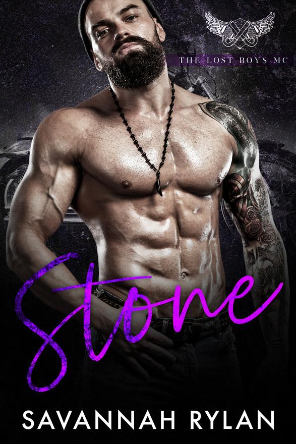 Stone (The Lost Boys MC #2)
