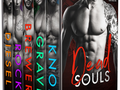Pre-order the Dead Souls MC Box Set for 99¢!