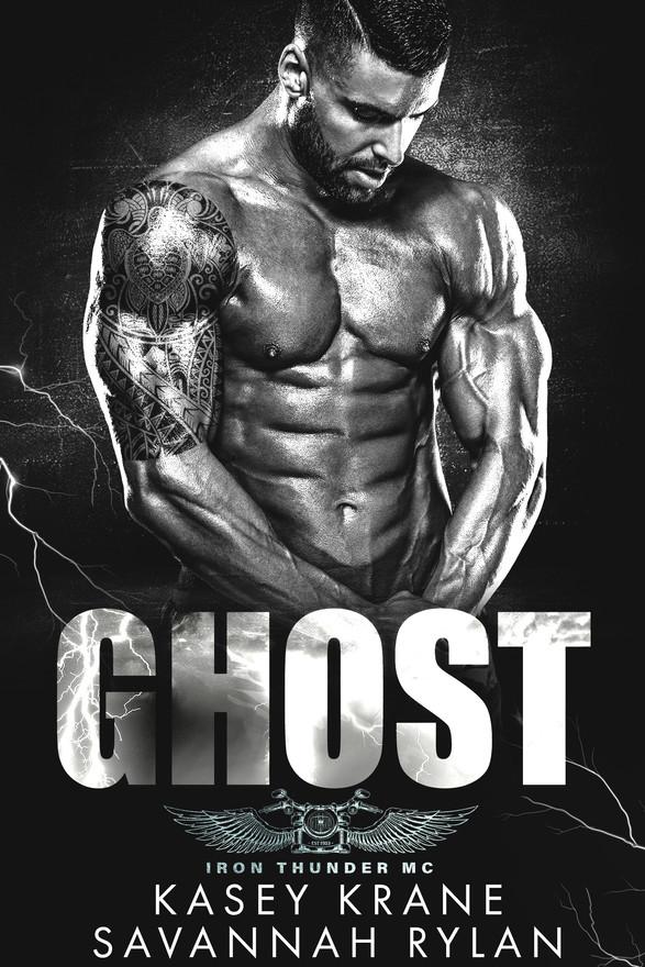 Ghost (Iron Thunder MC #4)